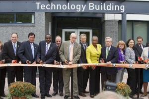 Campus unveils Technology Building