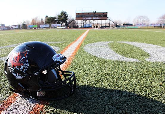 Buffalo police investigating alleged window smashing involving football players