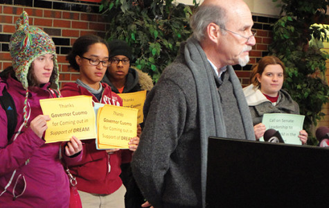 Student advocates urge Senate to pass Dream Act