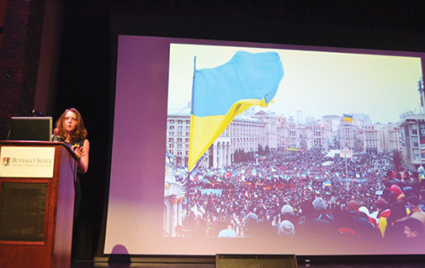 Student voices can bring focus on Ukraine through Twitter