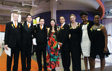 Foundation Scholarship Gala recognizes student honors