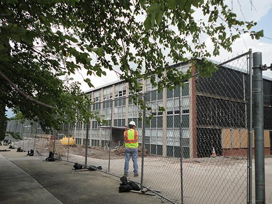 Renovations for outdated buildings on campus to continue