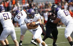 Saxons efficient on third and fourth down to dominate time of possession