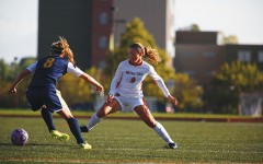 Women's soccer finds some offense in shutout win