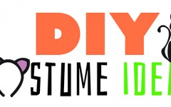 DIY your costume this Halloween