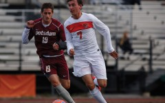 Men's soccer closes out season with win against Nazareth