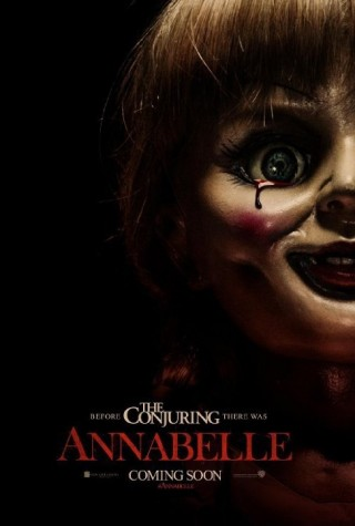 """Anabelle"" haunts screens, No. 2 in box office"