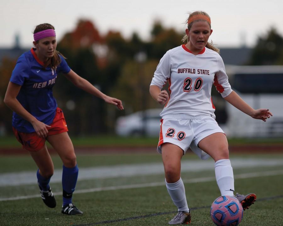 Women's soccer falls in semis amidst controversy