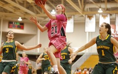 Post play leads women's basketball to tournament win