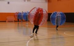 Buffalo Bubble Soccer bounces its way to Buff State