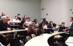 Public relations professional Fred Cook visits Buffalo State