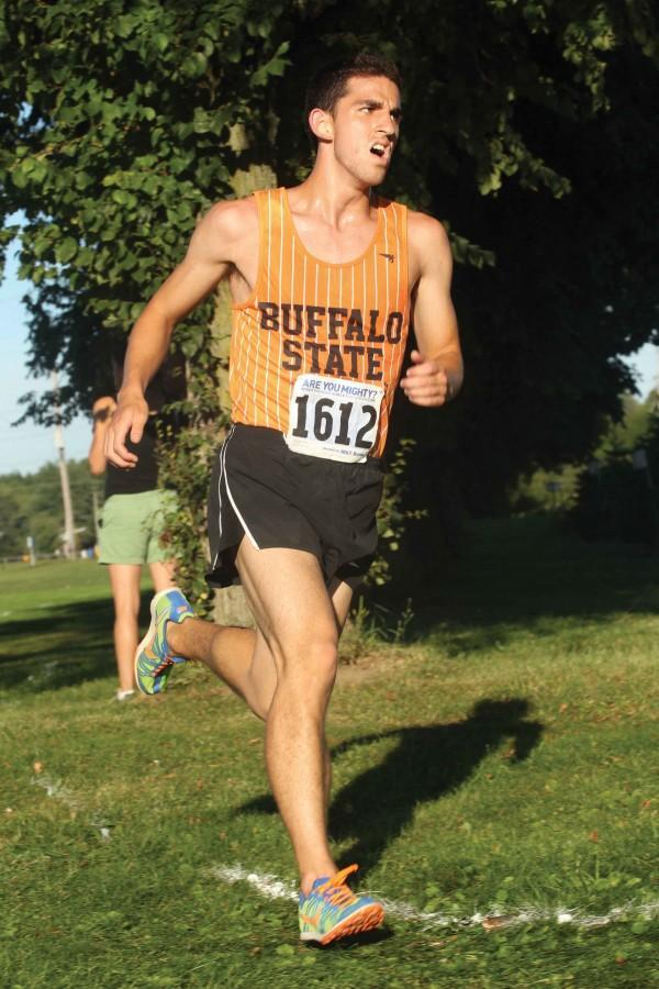 Track and Field sprints toward SUNYACs