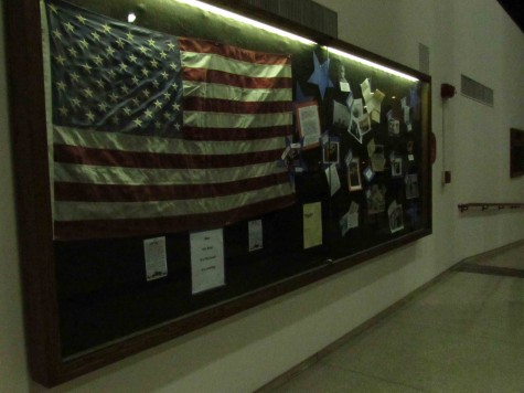 Veterans Day-themed exhibit honors fallen American troops