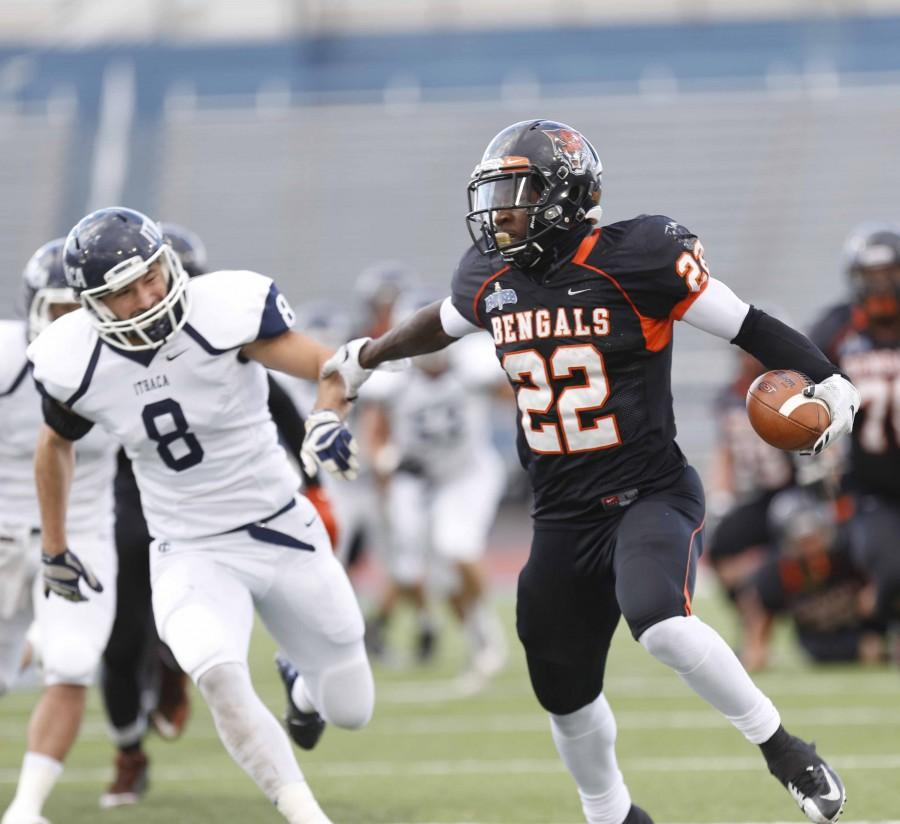 Bengals win third straight I-90 Bowl, earn ECAC Bushnell Bowl appearance
