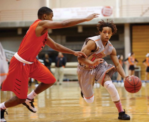 Men's basketball bested by Fredonia in final minutes