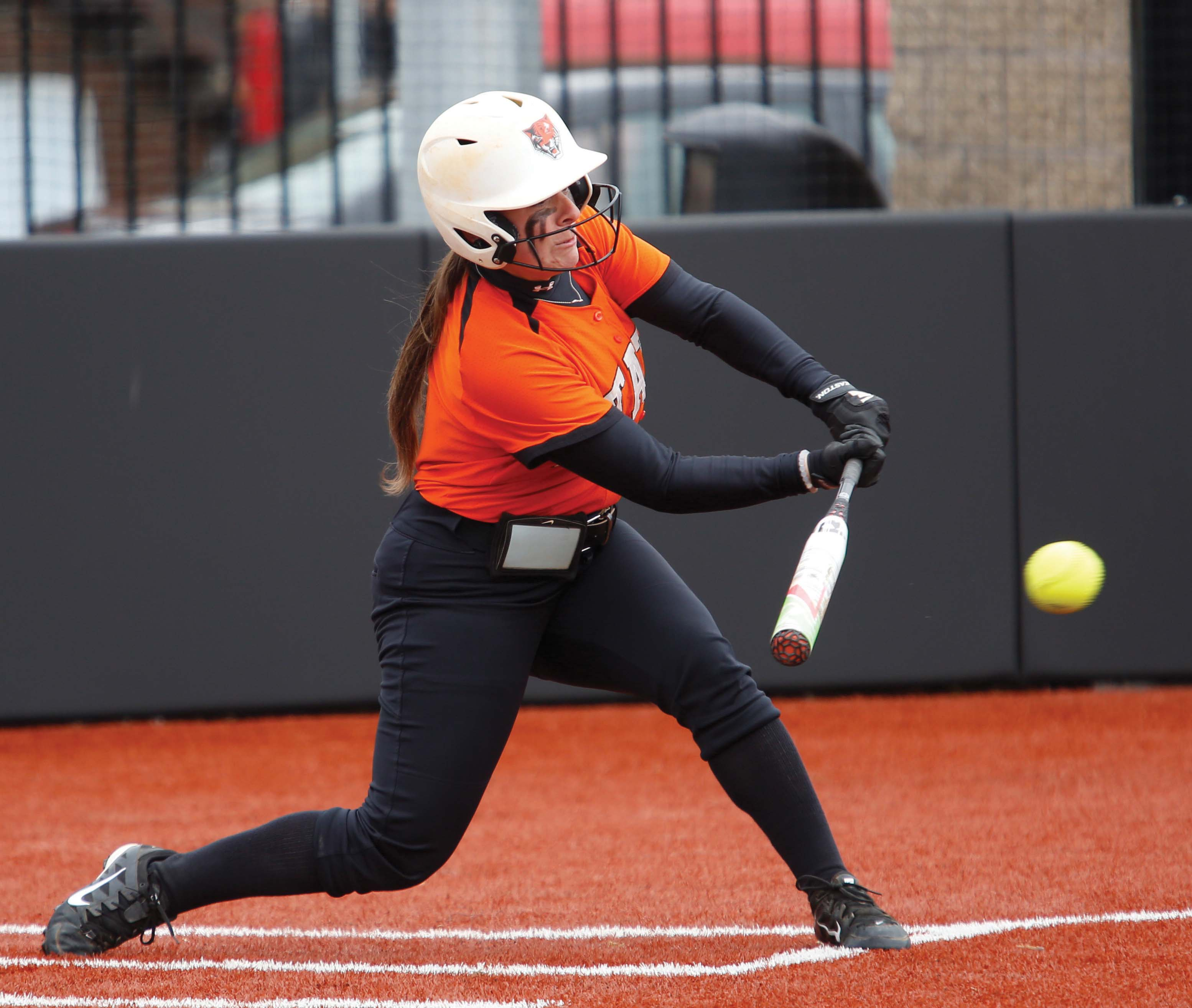Buffalo State will host Oneonta for a double header April 10 with the first game at 11 a.m.