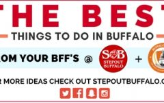 Check out must-try Local Restaurant Week options, show off your spring inspo with Step Out Buffalo