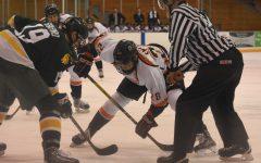 Men's hockey ends regular season on low note, 6-1