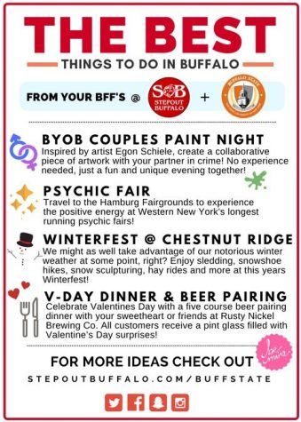 Chill out at Winterfest, celebrate V-Day at Rusty Nickel Brewing with Step Out Buffalo