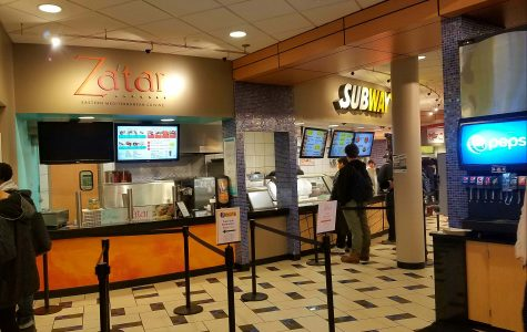 Buffalo State can improve on food available to students
