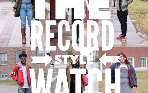 The Record Style Watch: Rain or Shine