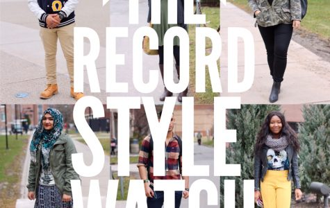 Record Style Watch: Early Spring Trends