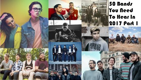 Prenatt's picks: 50 bands and artists to look out for in 2017 – part one