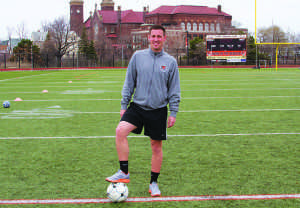 Familiar face at the helm for Men's Soccer