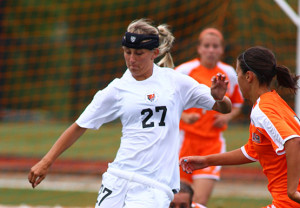 Women's soccer seeks to build on strong SUNYAC finish