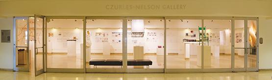 Interior Design department showcases new work.