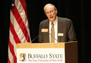 Cohen readies Buffalo State for 'year of transition'