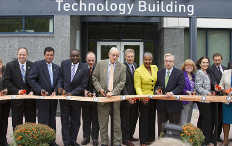 Campus unveils Technology Building