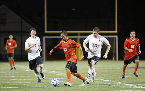 Men's soccer shuts down Spartans in 5-0 shelling Saturday