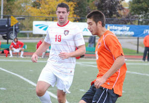 Men's soccer shut out twice at Fredonia Clarion Inn classic