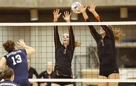So-so start to season continues for volleyball