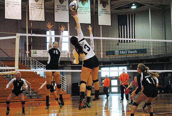 Hannah Renaldo and the Bengals went 3-1 at the Marcia French Invitational last weekend.