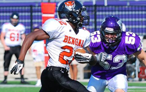 Another win over powerhouse Whitewater could launch Bengals football back to glory days