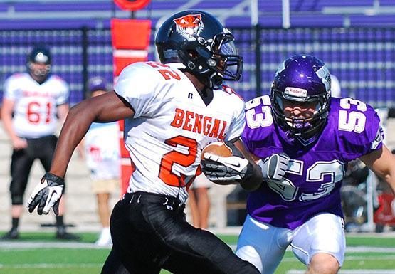 Buffalo State will clash with No. 15 Wisconsin-Whitewater on Saturday in a rematch of one of the biggest upsets ever in Division III football.