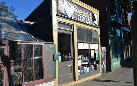 Used bookstore has interesting stories to tell on West Side