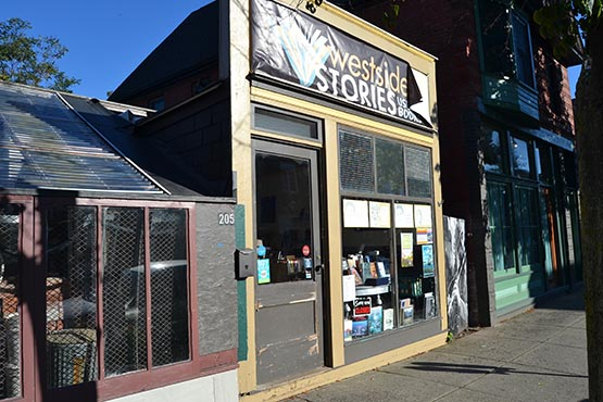West Side Stories is providing the community with affordable reads.