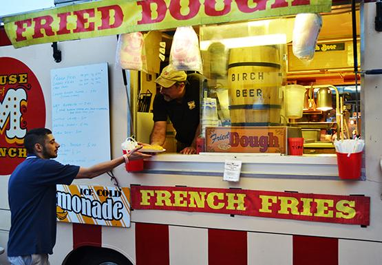 Food Truck Tuesday delights downtown area