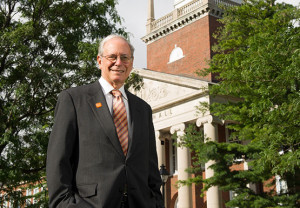 A year of transition for Howard Cohen, Buffalo State