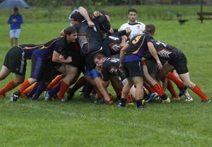Men's Rugby extends streak to four, remains unbeaten