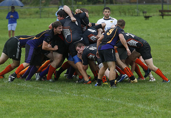 Rugby won its fourth game of the season Saturday, and at 4-0 the Bengals are only undefeated team left in their division.