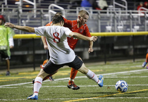 Mental mistakes mar road trip for men's soccer