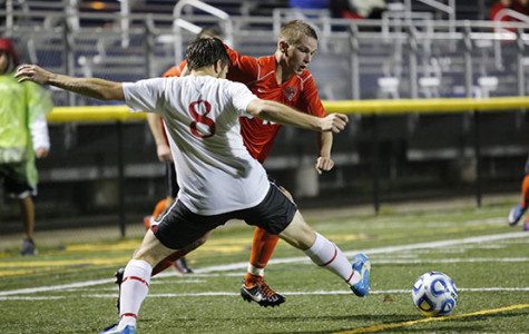 Mental mistakes mar road trip for men's soccer