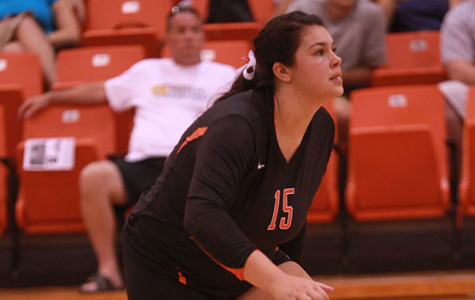 Volleyball ties record win streak but can't break tough New Paltz team