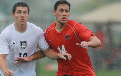 New faces rejuvenate men's soccer program