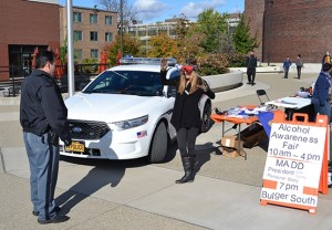 Alcohol Awareness week impacts students on dangers of drinking