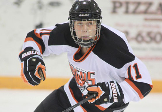 The Buffalo State women's hockey team will play its first game of the season at 7 p.m. on Friday, Nov. 8 at the Ice Arena against Chatham.